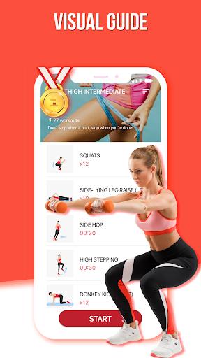 74workout - 28 Days Full Body Home Workout apktram screenshots 5