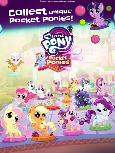 My Little Pony Pocket Ponies 1.7.1 Screenshots 10