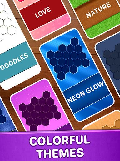 Jigsaw Puzzles Hexa ud83eudde9ud83dudd25ud83cudfaf 2.2.5 screenshots 13