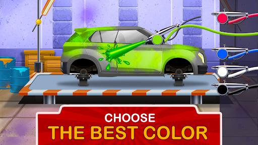 Kids Garage: Car & Truck Repair Games for Kids Fun  screenshots 4
