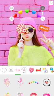 LINE Camera - Photo editor Screenshot