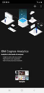 IBM Cognos Analytics Reports