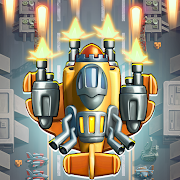 HAWK: Galaxy Shooter. Alien War
