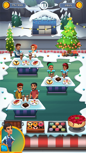 Cooking Cafe - Food Chef Latest screenshots 1