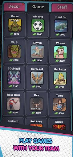 Gamer Cafe 1.0.4 screenshots 4