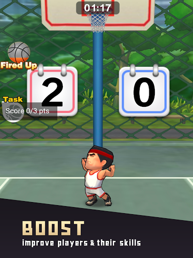 Basketball Slam 2021! - 3on3 Fever Battle hack tool