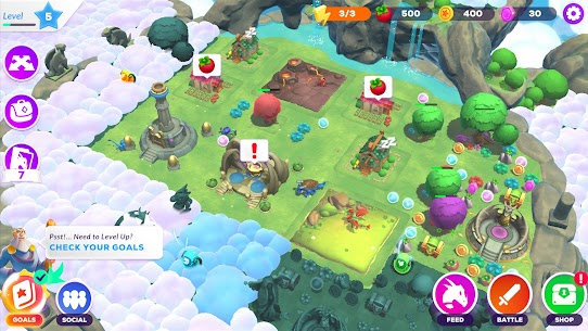 Dragon City 2 Mod Apk 0.4.1 (MENU MOD) 5