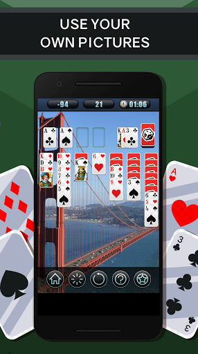 Solitaire free Card Game 2.2.2 screenshots 3