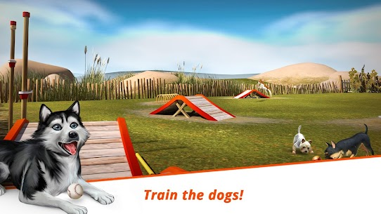Dog Hotel – Play with dogs and manage the kennels 5