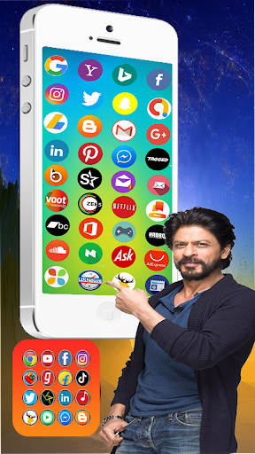 Click Browser Uc - Social Browser, Web Browser android2mod screenshots 1