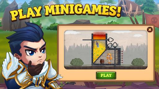 Hero Wars u2013 Hero Fantasy Multiplayer Battles screenshots 1