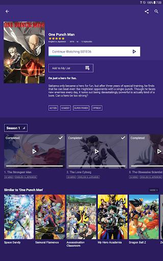 AnimeLab - Watch Anime Free 2.7.1 Screenshots 17