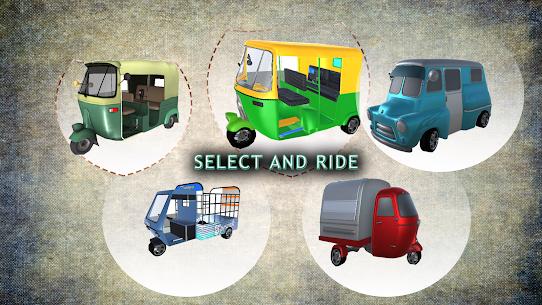Tuk Tuk Rikshaw 2021 – Rikshaw Driving Simulator 3