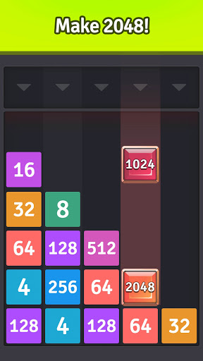 2048 Merge Number Games 1.0.9 screenshots 4