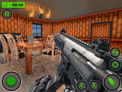 House Destruction Smash Destroy FPS Shooting House Mod Apk (God Mode) 7