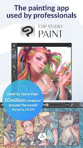 Free Clip Studio Paint – Drawing  Painting app – 3