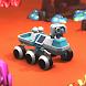 宇宙探査機Space Rover:採掘帝王・放置惑星シュミレーター - Androidアプリ