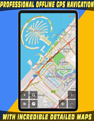 GPS Navigator with Offline Maps 2.6 Screenshots 18