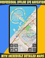 GPS Navigator with Offline Maps