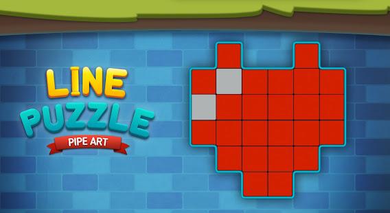 Line Puzzle: Pipe Art 21.0917.09 screenshots 1