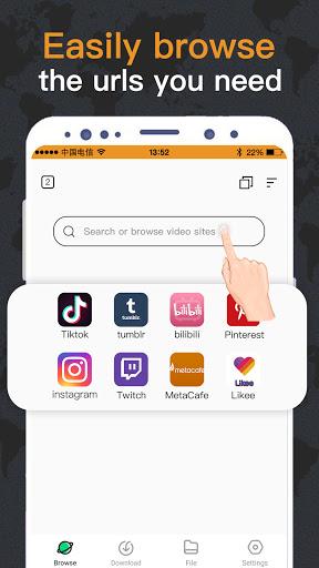 RockOrca Browser 9.9.15 screenshots 1