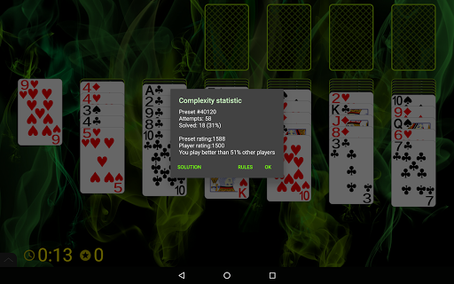 Yukon Solitaire apkmr screenshots 15
