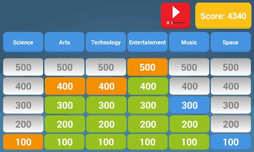 Eureka Quiz Game Free - Knowledge is Power 1.47 Screenshots 3
