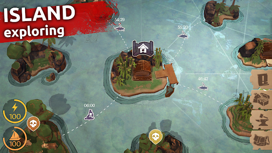Mutiny: Pirate Survival (MOD, Free Craft) 5