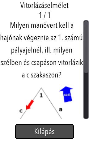 Vizi Kresz Teszt screenshots 4