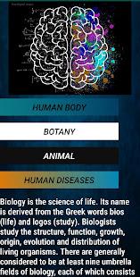 Biology E Theories