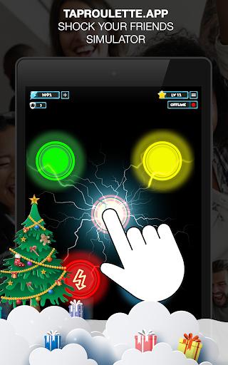 Tap Roulette Pro Shock My Friends Simulator: V! ++  screenshots 8
