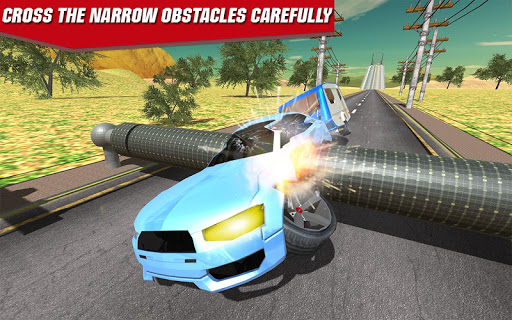 Highway Crash Car Race 1.5 Screenshots 7