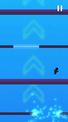 Stickman Jumper Blast  screenshots 1