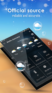 Daily weather forecast 2