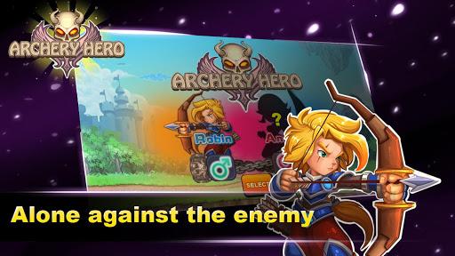 archery hero: bow hunter screenshot 2