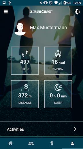 Silvercrest Fitness 1.1.8 Screenshots 5