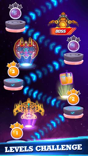Galaxy Shooter Battle 2020 : Galaxy attack 1.1.16 screenshots 4