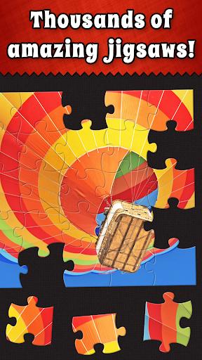 jigsaw puzzle bug screenshot 2