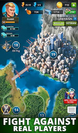 Puzzle Combat: Match-3 RPG 25.0.0 screenshots 20