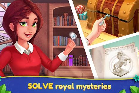 Royal Garden Tales - Match 3 Puzzle Decoration ' 0.9.8 Screenshots 2