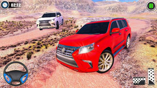 Sand Safari Jeep 4x4 Driver- Jeep Driving Games 1.9 Screenshots 3