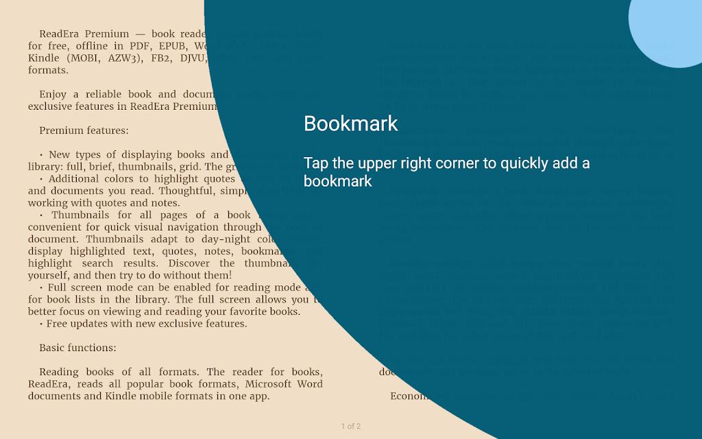 ReadEra Premium - book reader pdf, epub, word poster 23