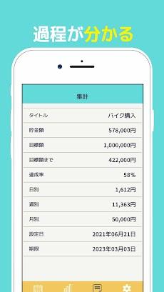 かわいい貯金箱 - 貯蓄計画管理無料アプリ・目標額を設定して、ちょきんしている金額を記録していこうのおすすめ画像5