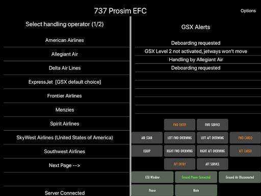EFC737 screenshots 1
