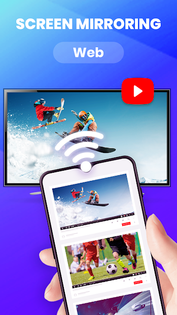 Screen Mirroring - Smart View & Wireless Display screenshot 5
