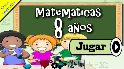 Matemu00e1ticas 8 au00f1os 1.0.22 screenshots 1