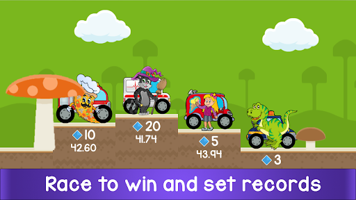 Kids Car Racing Game Free 1.6 screenshots 12
