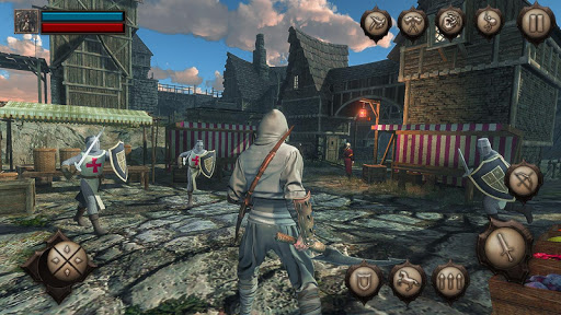 Ninja Samurai Assassin Hunter 2020- Creed Hero screenshots 11