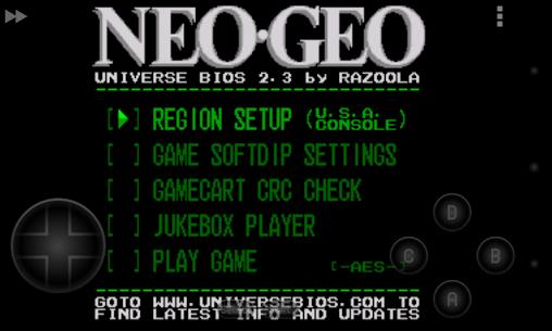 NEO.emu Mod Apk 1.5.51 (Mod/Paid) 2