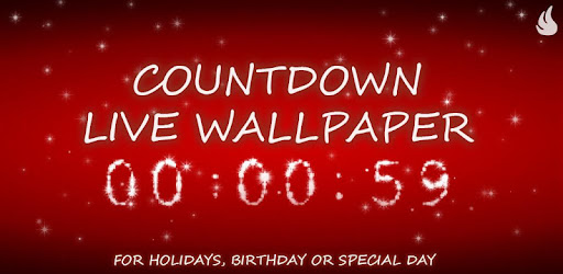 Countdown Live Wallpaper 2020 By Wasabi More Detailed Information Than App Store Google Play By Appgrooves Personalization 9 Similar Apps 13 584 Reviews